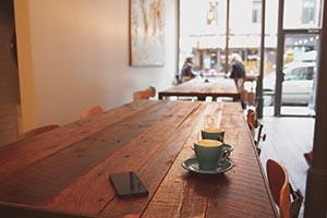 Meet talk coffee