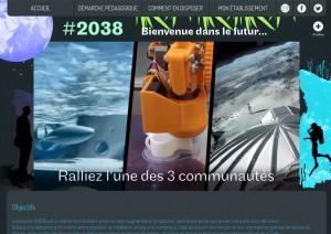 #2038 : Bienvenue dans le futur…